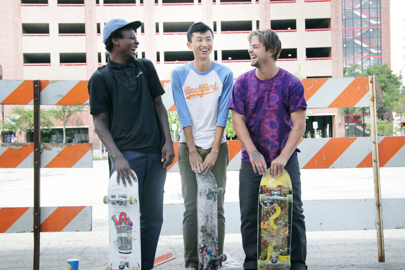 In Minding The Gap Skateboarding Is The Least Of The Pain