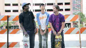 In 'Minding The Gap,' Skateboarding Is The Least Of The Pain