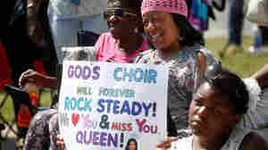PHOTOS: Aretha Franklin's Soul Celebrated At Funeral