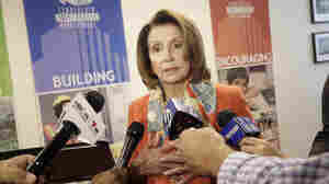 Pelosi Focuses On Retaking The House, Dismisses Questions About Her Leadership