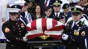 John McCain Honored As A Principled Politician, Beloved Father At Washington Funeral