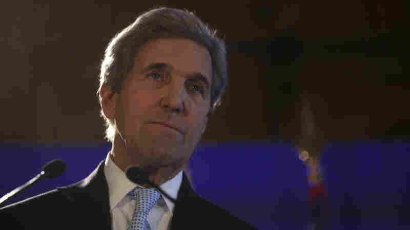 In 'Every Day Is Extra,' John Kerry Focuses On His Time In The Political Arena