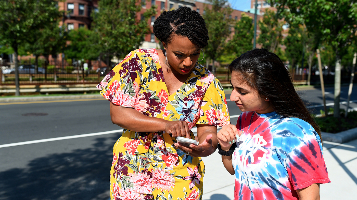 Photos Ayanna Pressley On The Campaign Trail The