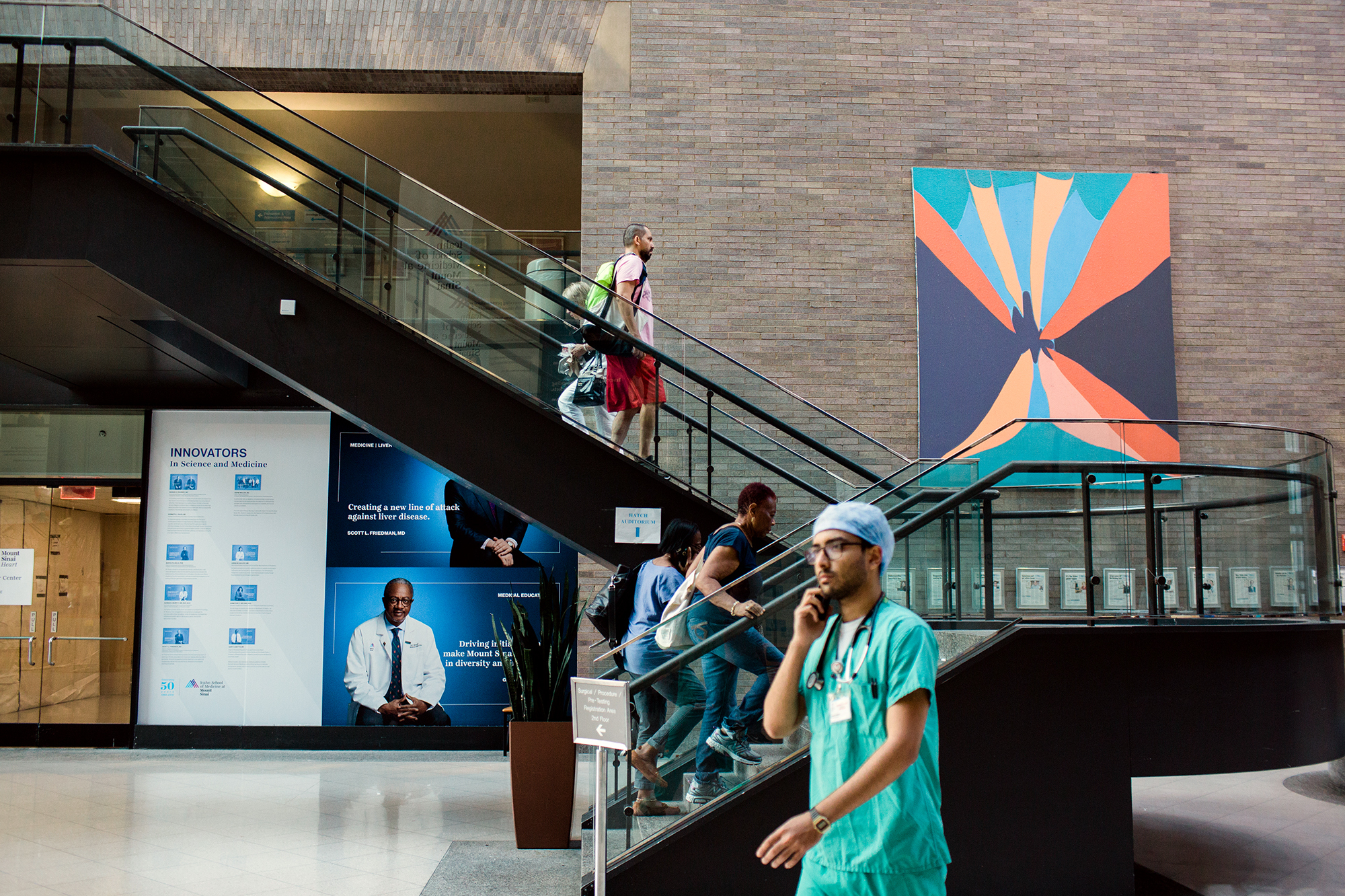 Icahn School of Medicine at Mount Sinai in New York City is reconsidering its participation in Alpha Omega Alpha.