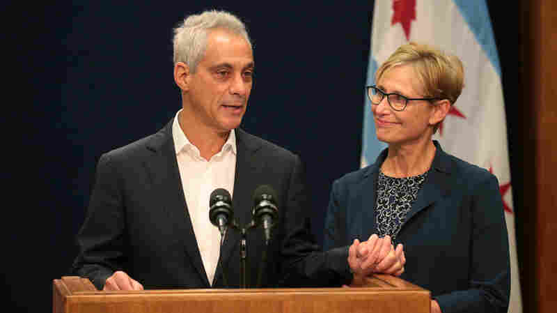 Chicago Mayor Rahm Emanuel Not Seeking Re-Election