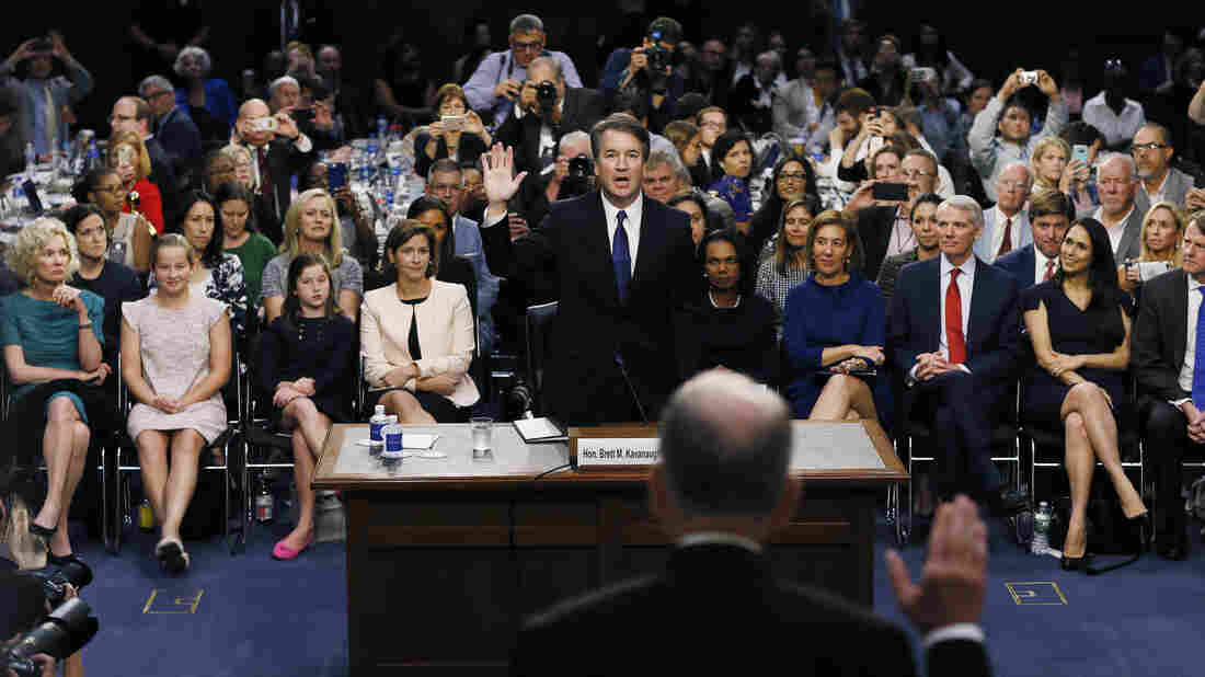 Brett Kavanaugh Supreme Court confirmation hearings begin