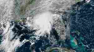Tropical Storm Gordon Makes Landfall In Mississippi