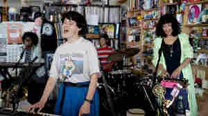 Kalbells: Tiny Desk Concert