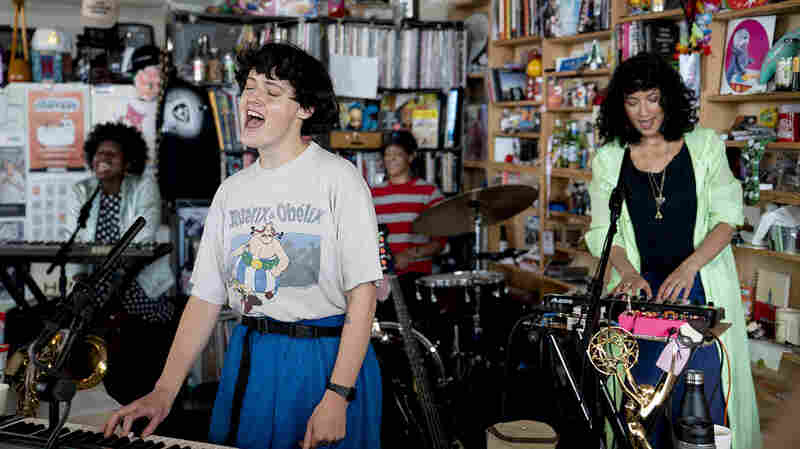 Kalbells: Tiny Desk Concert