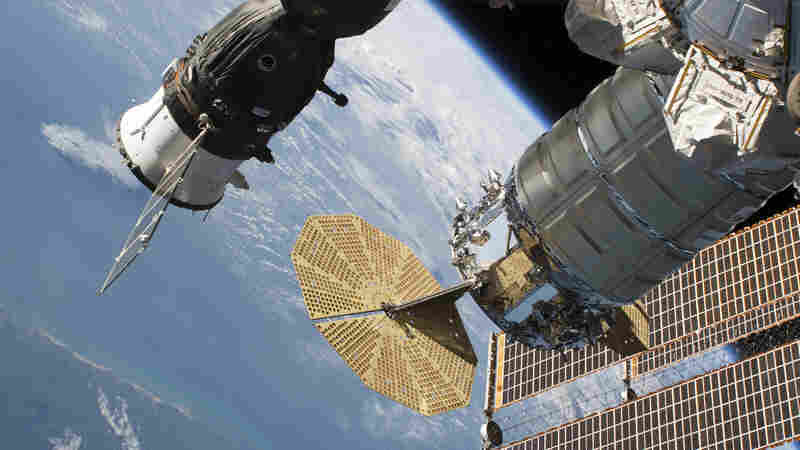 Who Caused The Mysterious Leak At The International Space Station?