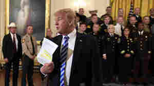 White House Rejects NYT Column Attributed To Anonymous Official That Criticizes Trump