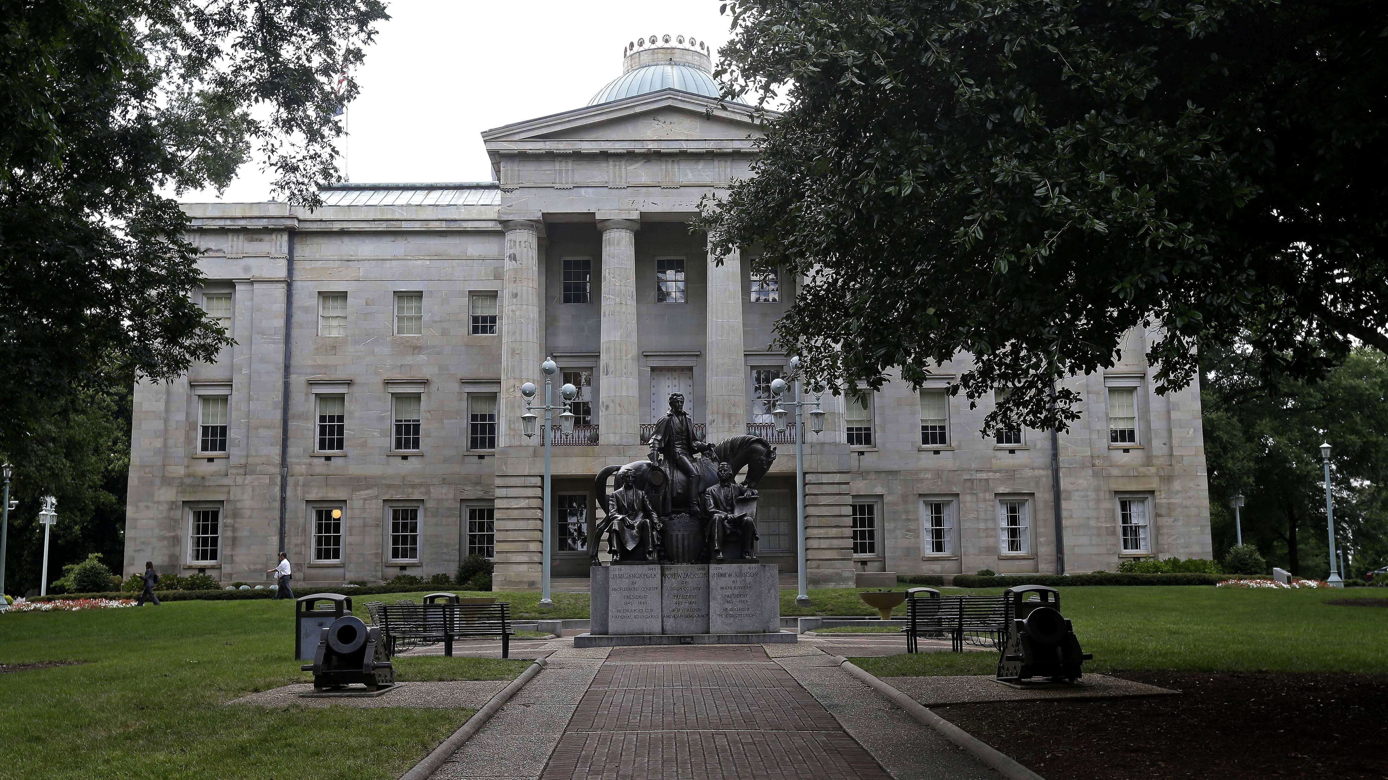 North Carolina Can Use Gerrymandered Map In November, Court Rules