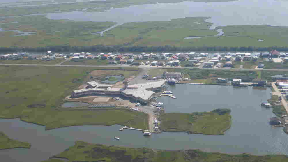 Coastal Labs Studying Increased Flooding Consider Moving Because Of Increased Flooding