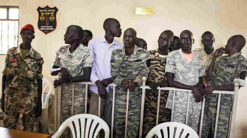 South Sudan Soldiers Convicted Of Raping Aid Workers And Killing A Journalist