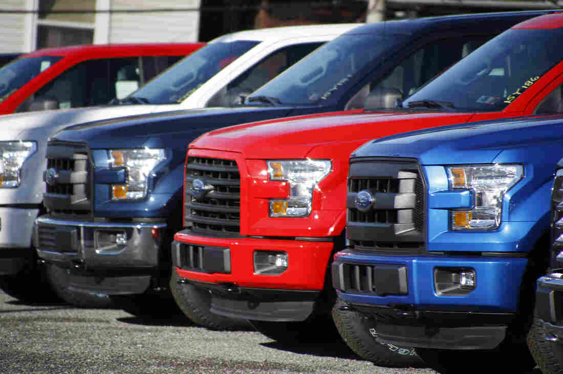 Ford recalls 2M pickup trucks; including 340,000 in Canada