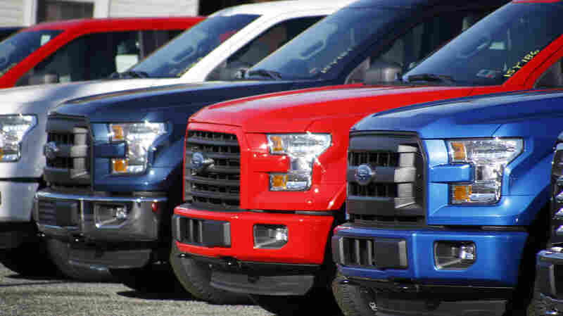 2 Million Ford Trucks Recalled Because Of Reported Seat Belt Fires