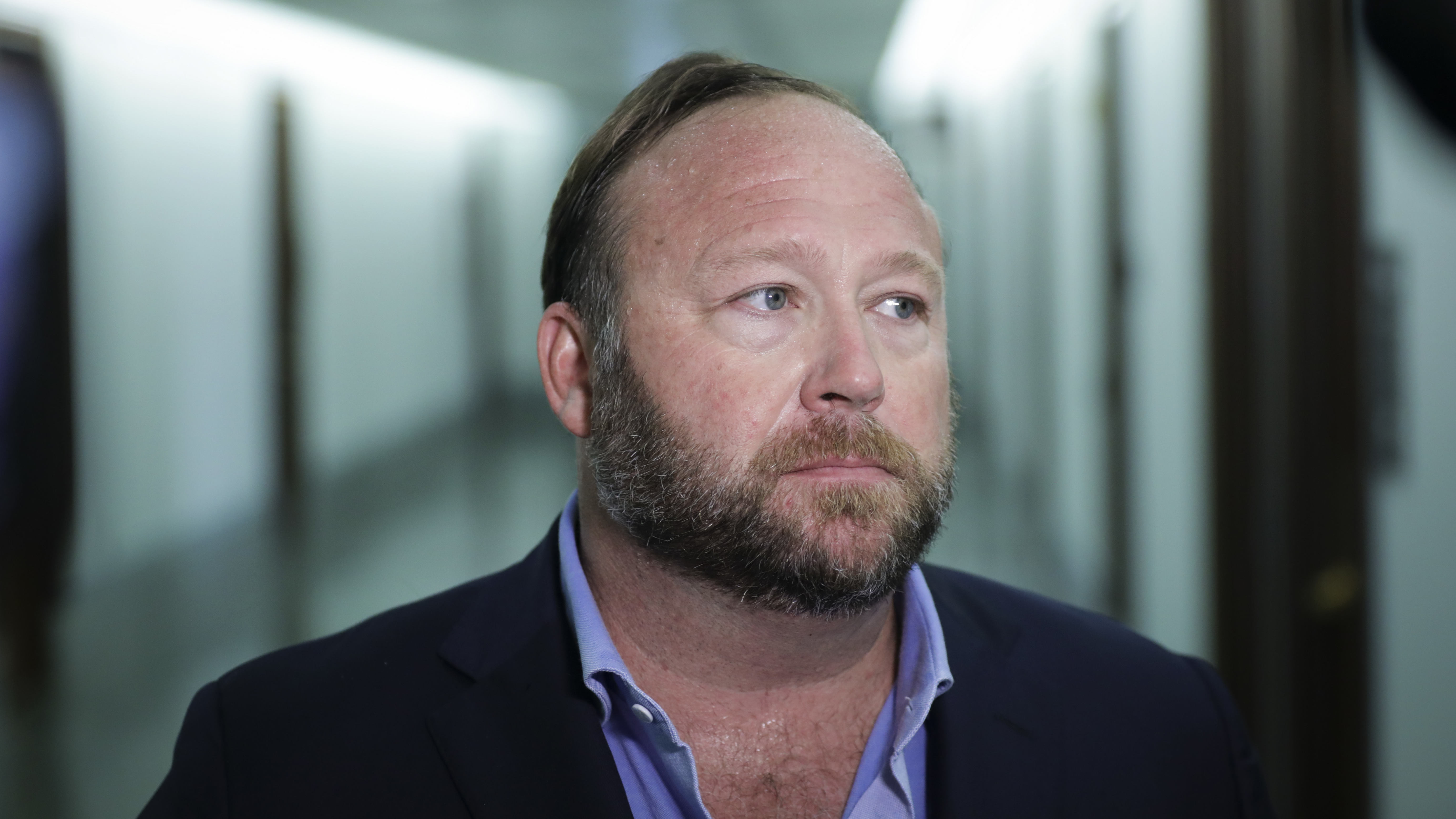 Alex Jones And Infowars Permanently Banned From Twitter