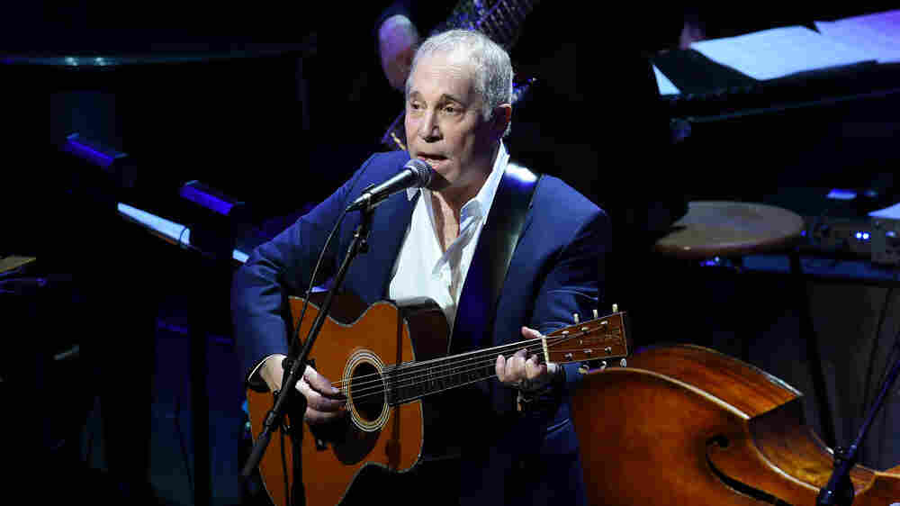 Paul Simon Tinkers With His Classics On 'In The Blue Light'