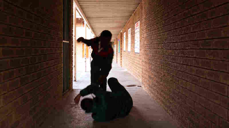 A Staggering Number Of Young Teens Face Bullies And Violence In School