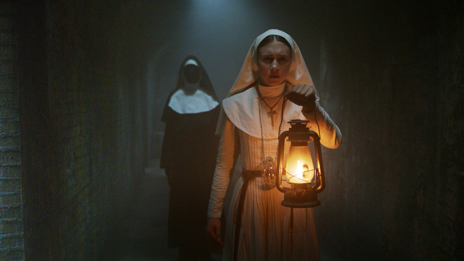 Why Evil Nuns Have Tormented Audiences For Centuries : NPR