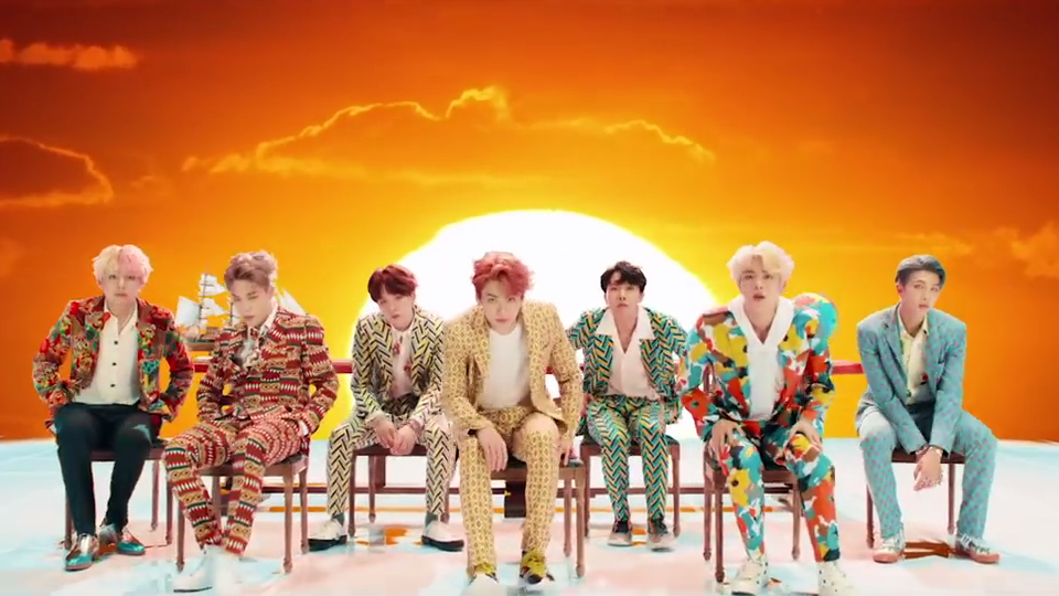 BTS drops music video of 'Idol' featuring Nicki Minaj