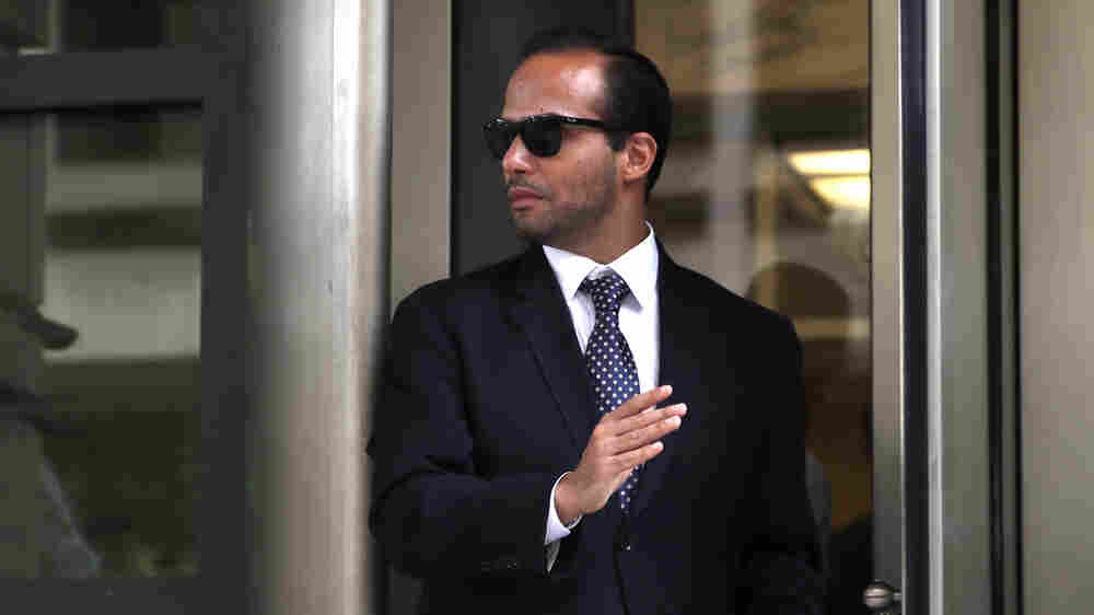 Ex-Trump Aide Papadopoulos, 1st Charged In Russia Probe, Sentenced To 14 Days