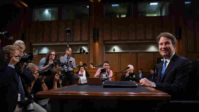 Kavanaugh Looks On Path To Supreme Court Confirmation, After 4 Days Of Hearings