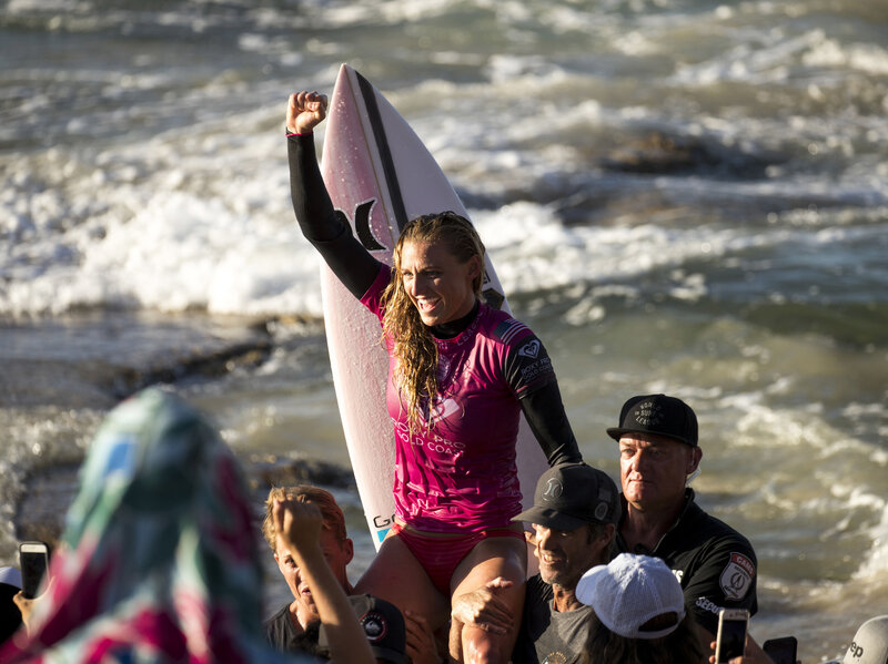 713c52425e Equal Pay For Equal Shreds  World Surf League Will Award Same Prizes To Men  And Women