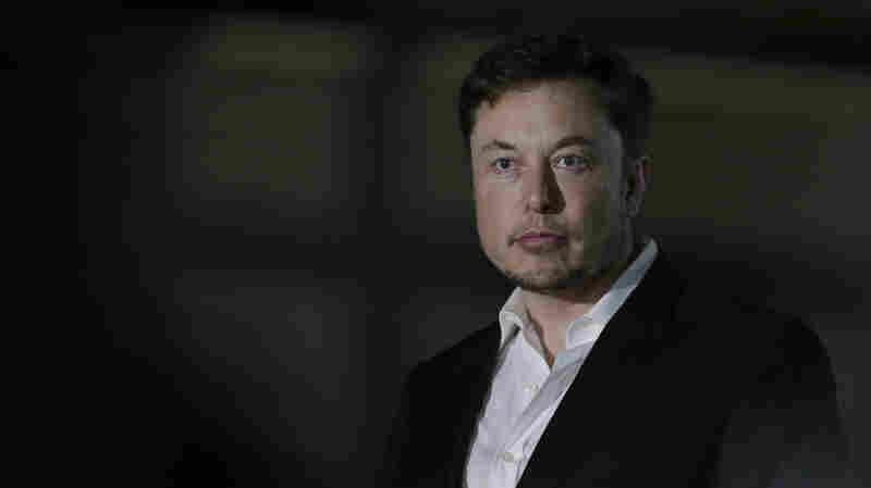 Tesla Stock Takes A Hit — After Elon Musk Does The Same