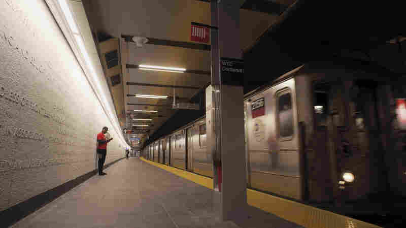 NYC Subway Station Reopens 17 Years After It Was Destroyed During Sept. 11 Attacks