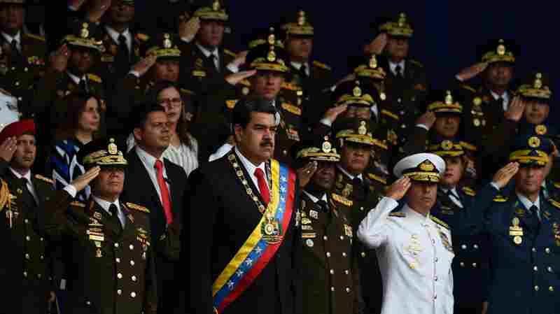 Venezuela Decries Reported Meetings Between U.S. Officials And Coup Plotters