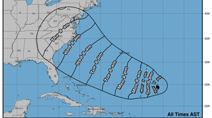 Florence, Now A Hurricane, Is One Of Many Threats To The Atlantic And Pacific