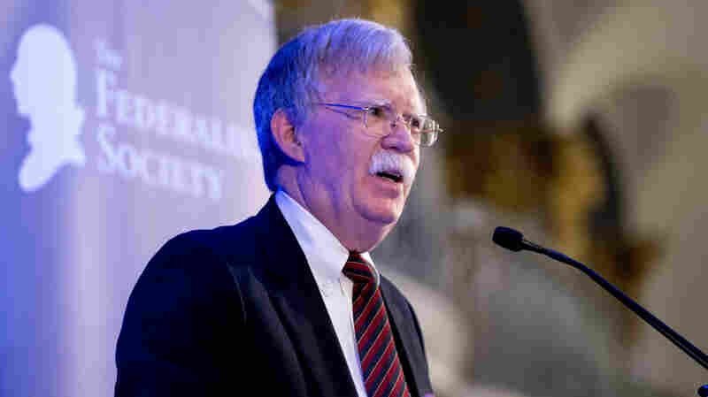 Bolton: International Criminal Court Will Face Repercussions If Americans Prosecuted