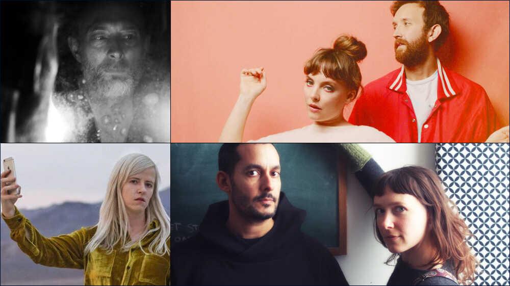 New Mix: Thom Yorke, Sylvan Esso, Buke & Gase, More