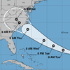 Florence Gains Strength As A Category 4 Hurricane, Aiming At U.S. East Coast