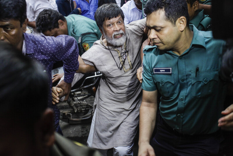 He Belongs To The World The Powerful Work Of A Jailed Bangladeshi Photographer