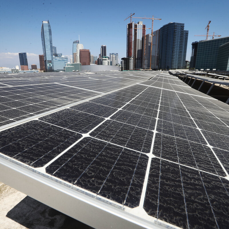 Walmart, GM and Google Among Companies Teaming Up To Buy More Solar