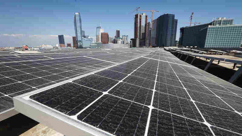 California Sets Goal Of 100 Percent Clean Electric Power By 2045