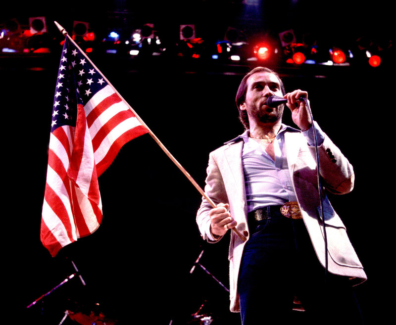 3c003e8e8 'God Bless The U.S.A.,' A Country Anthem With Enduring Political Power. '