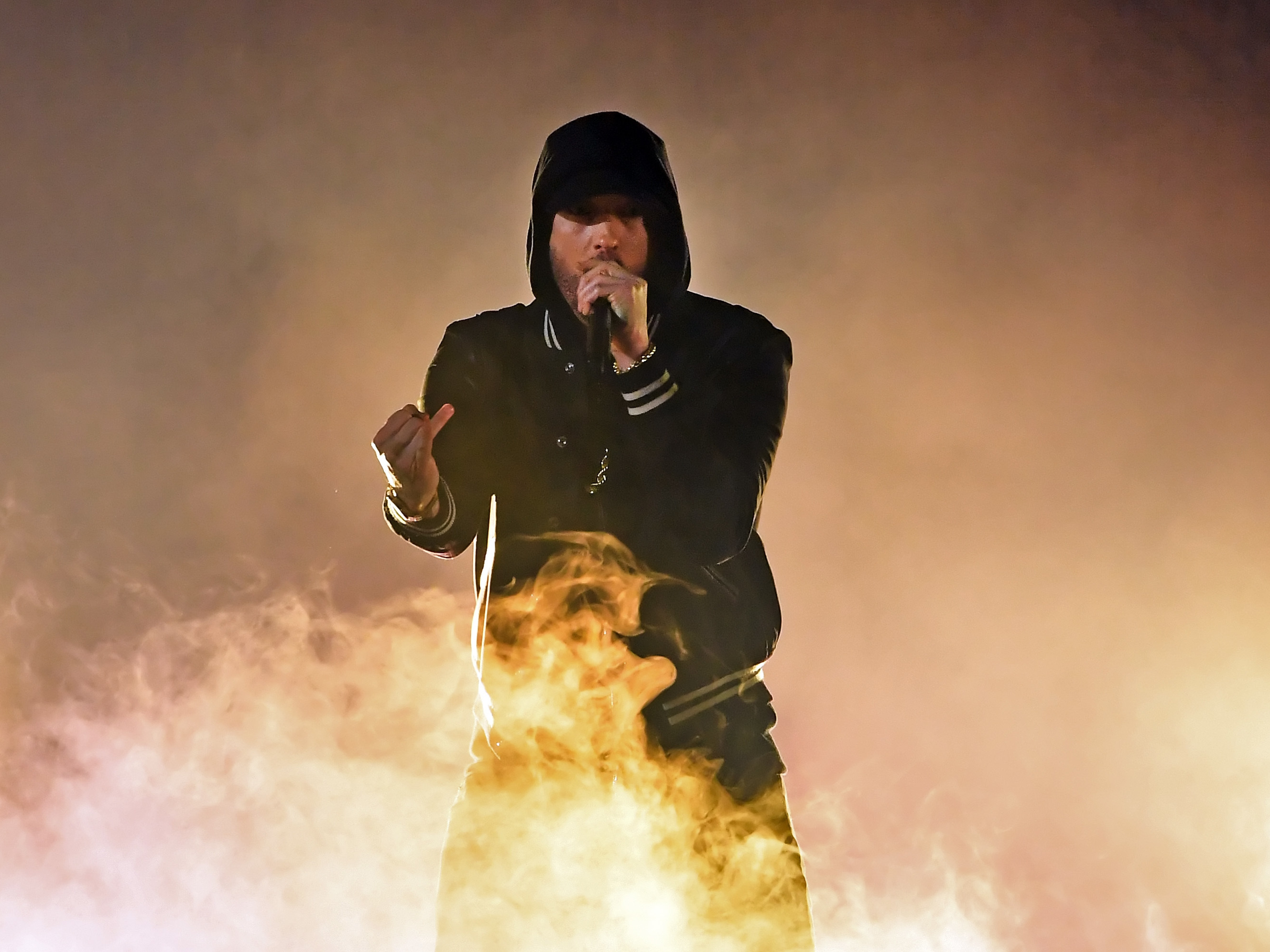 Eminem Became A Parody Of Himself And Everybody's Laughing