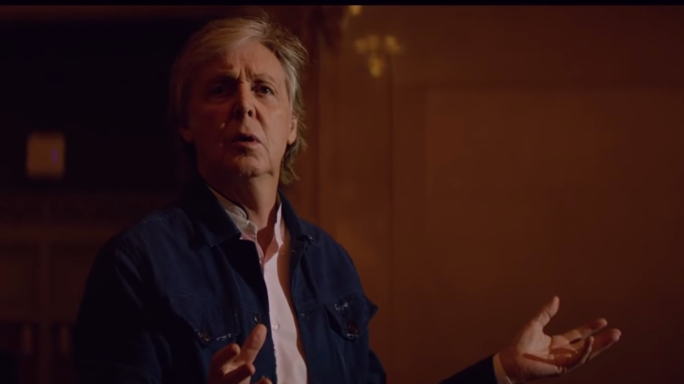 The View From Inside Paul McCartney's 'Secret' Grand Central