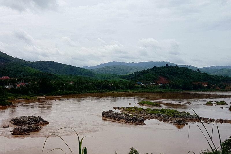 Oltre le dighe cinesi l'ingombrante presenza di un vicino