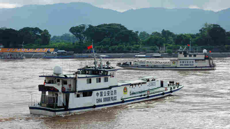 China Reshapes The Vital Mekong River To Power Its Expansion
