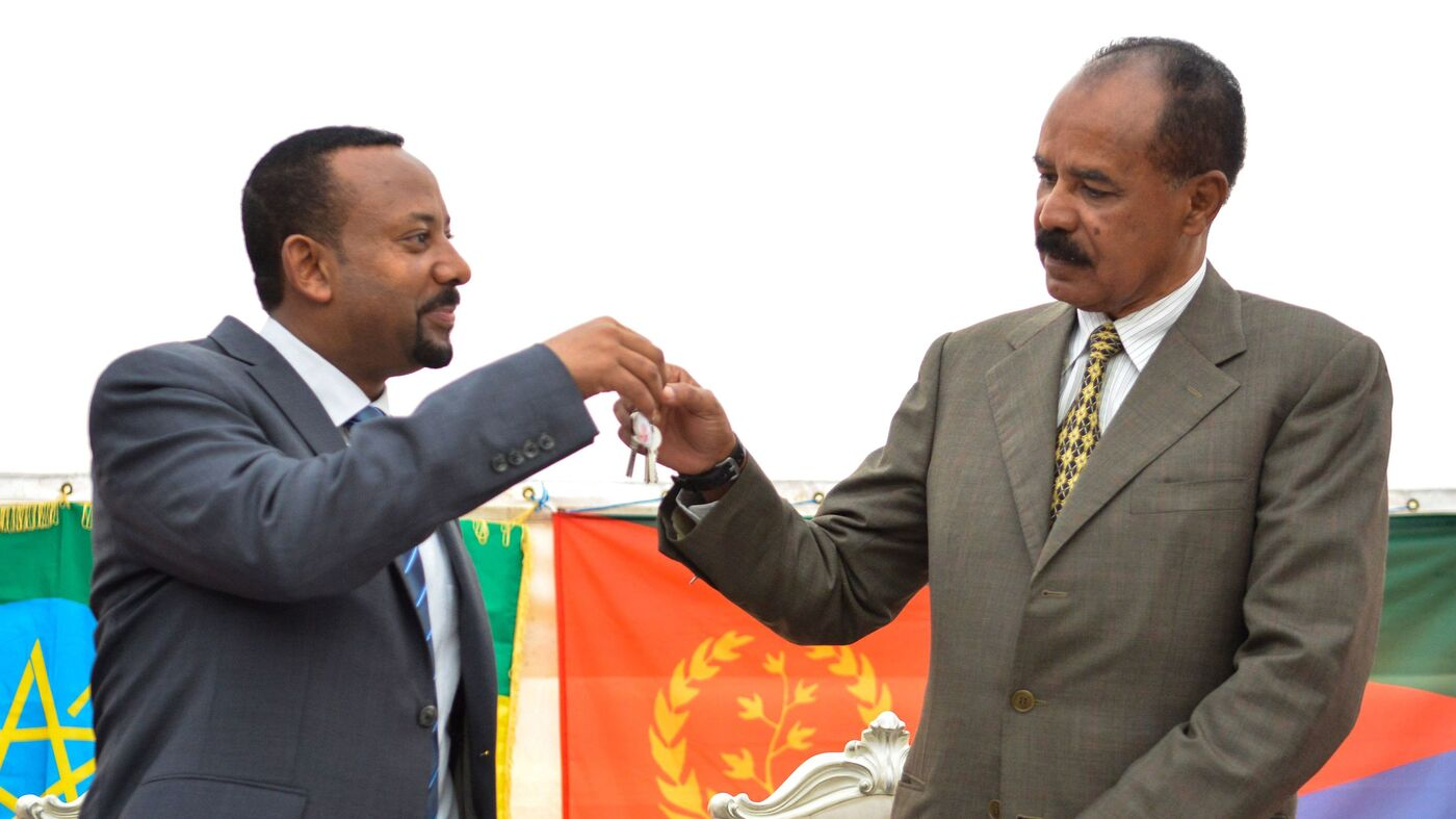 Ethiopia-Eritrea Border Reopens, 20 Years After War And Bad Blood