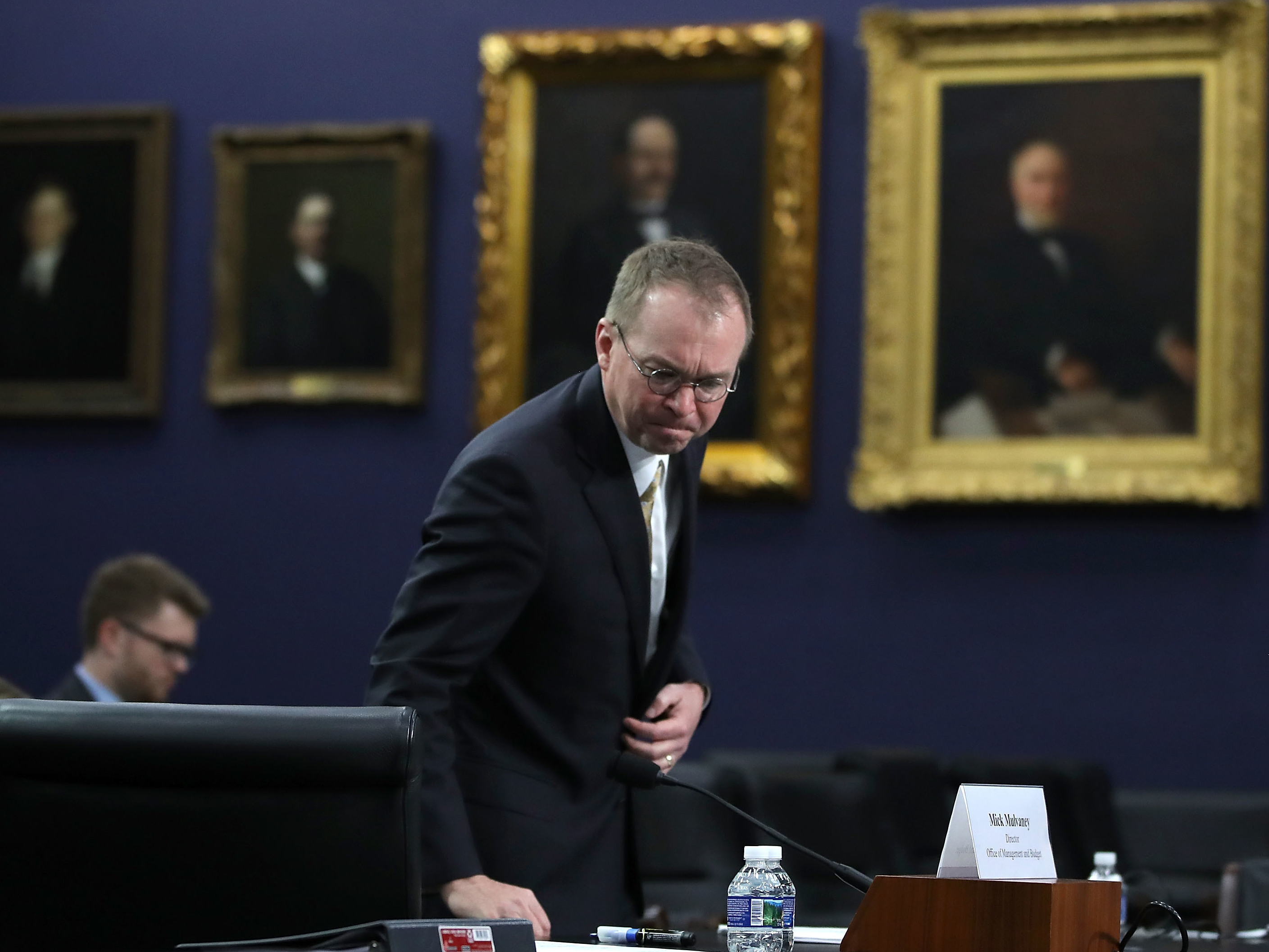 Pentagon Was Not Notified Of Proposal To Change Military Lending Act
