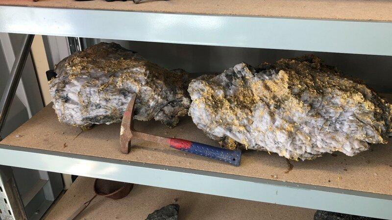 eureka mother lode of gold found in australian mine npr