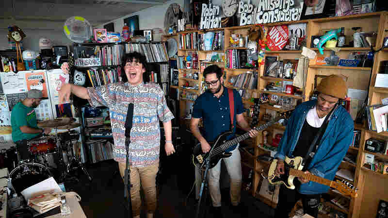 Hobo Johnson: Tiny Desk Concert