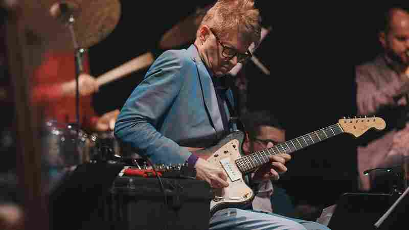 Wilco Guitarist Nels Cline Reclaims Mood Music In The City Of Brotherly Love