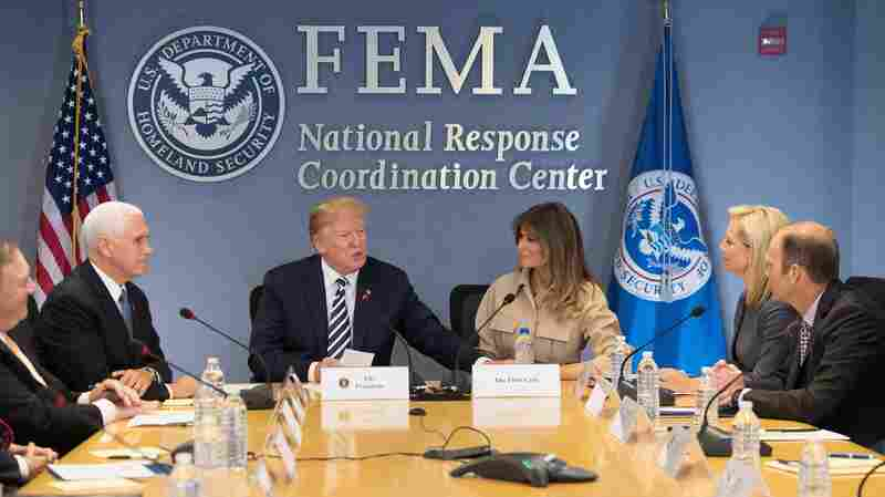 Trump Administration Transferred $9.8 Million From FEMA To ICE
