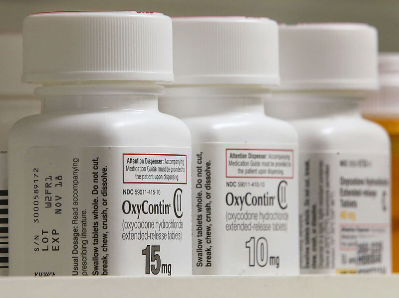 Insurers Are Starting To Deny Coverage of Opioid OxyContin : Shots